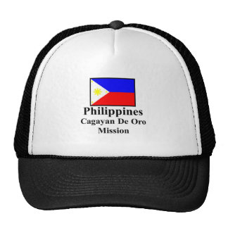 Philippines Cagayan De Oro Mission Hat