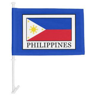 Philippines Car Flag