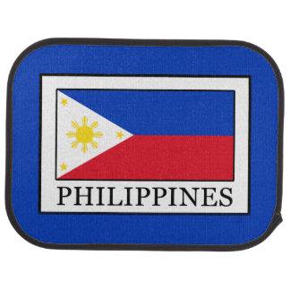 Philippines Car Floor Mat