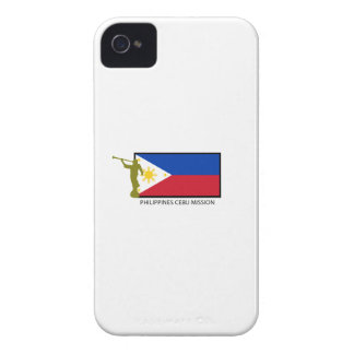 PHILIPPINES CEBU MISSION LDS CTR iPhone 4 CASE