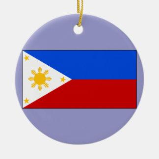 Philippines Ceramic Ornament