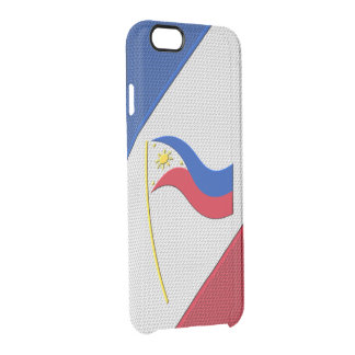 Philippines Clear iPhone 6/6S Case