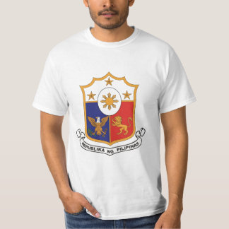 Philippines Coat of Arms / Crest T-Shirt