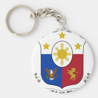 Philippines Coat of Arms Keychain