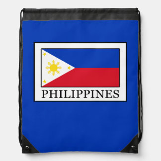 Philippines Drawstring Bag