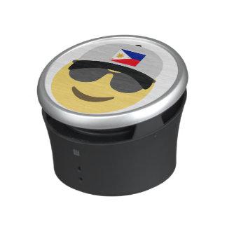 Philippines Emoji Baseball Hat Speaker