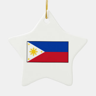 Philippines – Filipino Flag Ornament