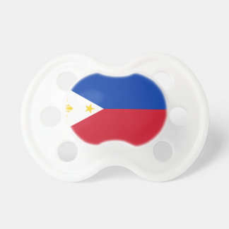 Philippines Flag Booginhead Pacifier