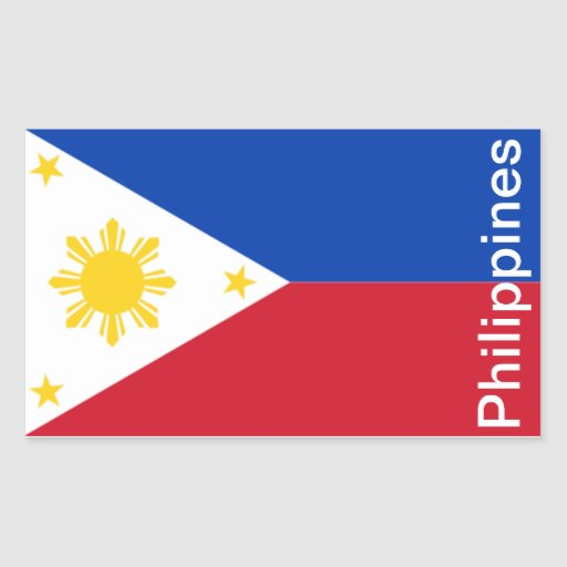 Philippines Flag bordador