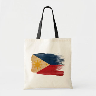 Philippines Flag Canvas Bags