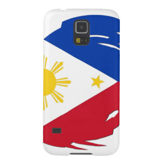 Philippines Flag Case For Galaxy S5