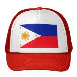 Philippines Flag Hats