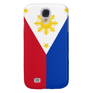 Philippines Flag iPhone Galaxy S4 Case
