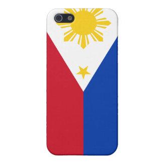 Philippines Flag iPhone iPhone SE/5/5s Case