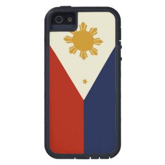 Philippines flag iphone SE case