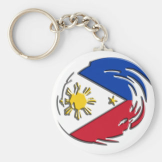 Philippines FLag Key Chains