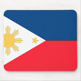 Philippines Flag Mouse Pad
