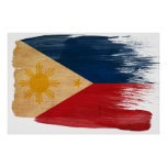Philippines Flag Posters