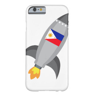 Philippines Flag Rocket Barely There iPhone 6 Case