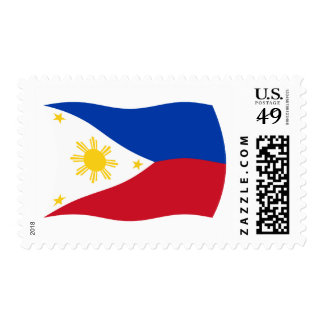 Philippines Flag Stamps