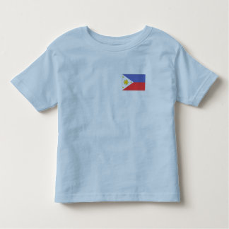 Philippines Flag Toddler T-shirt