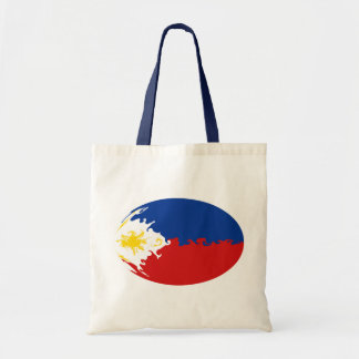 Philippines Gnarly Flag Bag