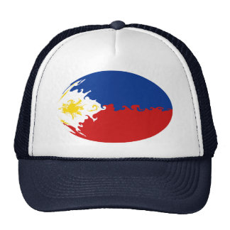 Philippines Gnarly Flag Hat
