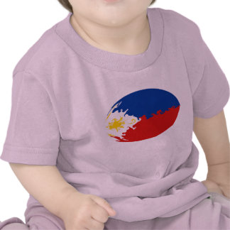 Philippines Gnarly Flag T-Shirt