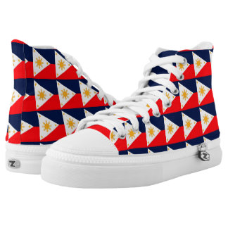 Philippines High-Top Sneakers