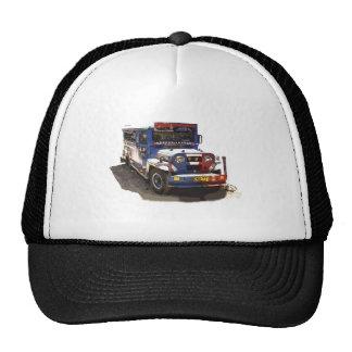 Philippines Jeepney Trucker Hat