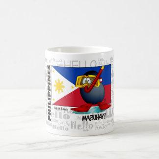 PHILIPPINES - Mabuhay Mugs