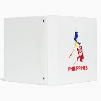 PHILIPPINES MAP BINDER