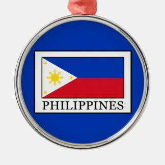 Philippines Metal Ornament