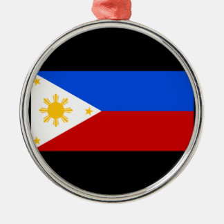 Philippines Metal Ornament