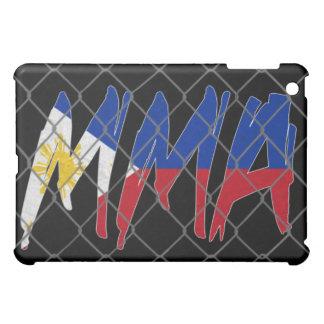 Philippines MMA black iPad case