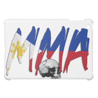 Philippines MMA Skull White iPad Case