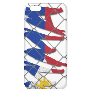 Philippines MMA white iPhone 4 case