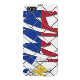 Philippines MMA white iPhone 4 case