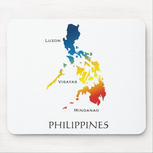 Philippines Mousepads