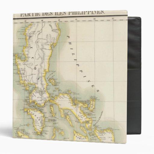 Philippines Oceania no 4 Vinyl Binders