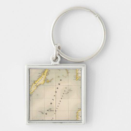 Philippines Oceania no 6 Keychain