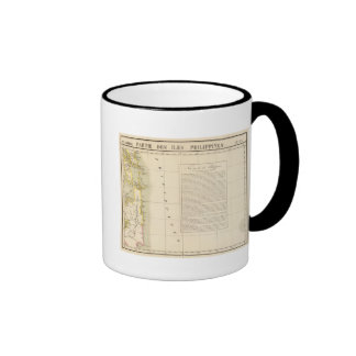 Philippines Oceania no 7 Ringer Coffee Mug