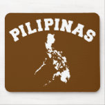 Philippines Pilipinas Land Mouse Pads