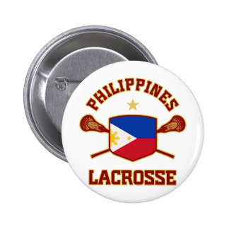 Philippines Pinback Button