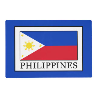 Philippines Placemat