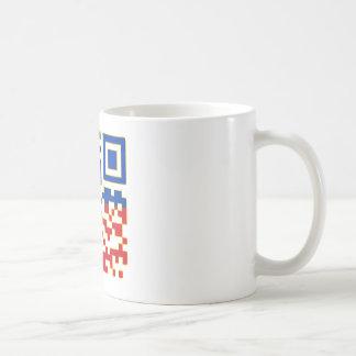 """Philippines"" QR Code Mug"