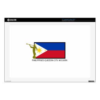 PHILIPPINES QUEZON CITY MISSION LDS CTR SKIN FOR LAPTOP