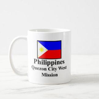 Philippines Quezon City West Mission Drinkware Coffee Mug