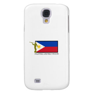 PHILIPPINES SAN PABLO MISSION LDS CTR GALAXY S4 CASE