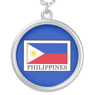Philippines Silver Plated Necklace
